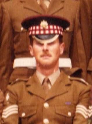 11 Platoon, Guards Depot 1983.jpg