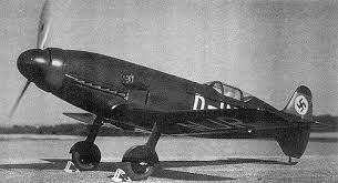 Messerschmitt Me 209 | Plane-Encyclopedia