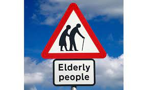 These elderly crossing signs will make your day
