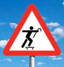 Designers come up with new set of options to replace unloved elderly people  sign | Daily Mail Online