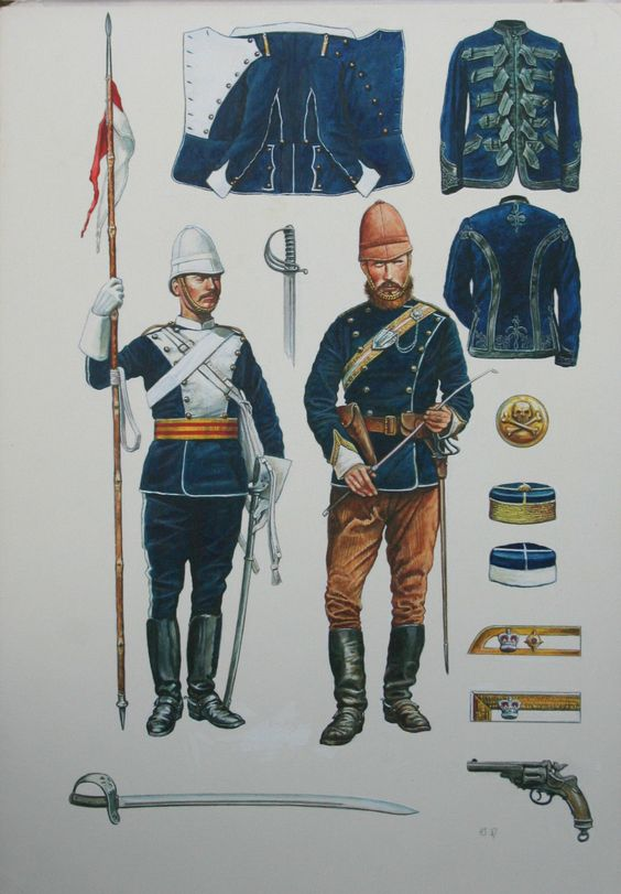 17th Lancers in Zululand 1879.jpg