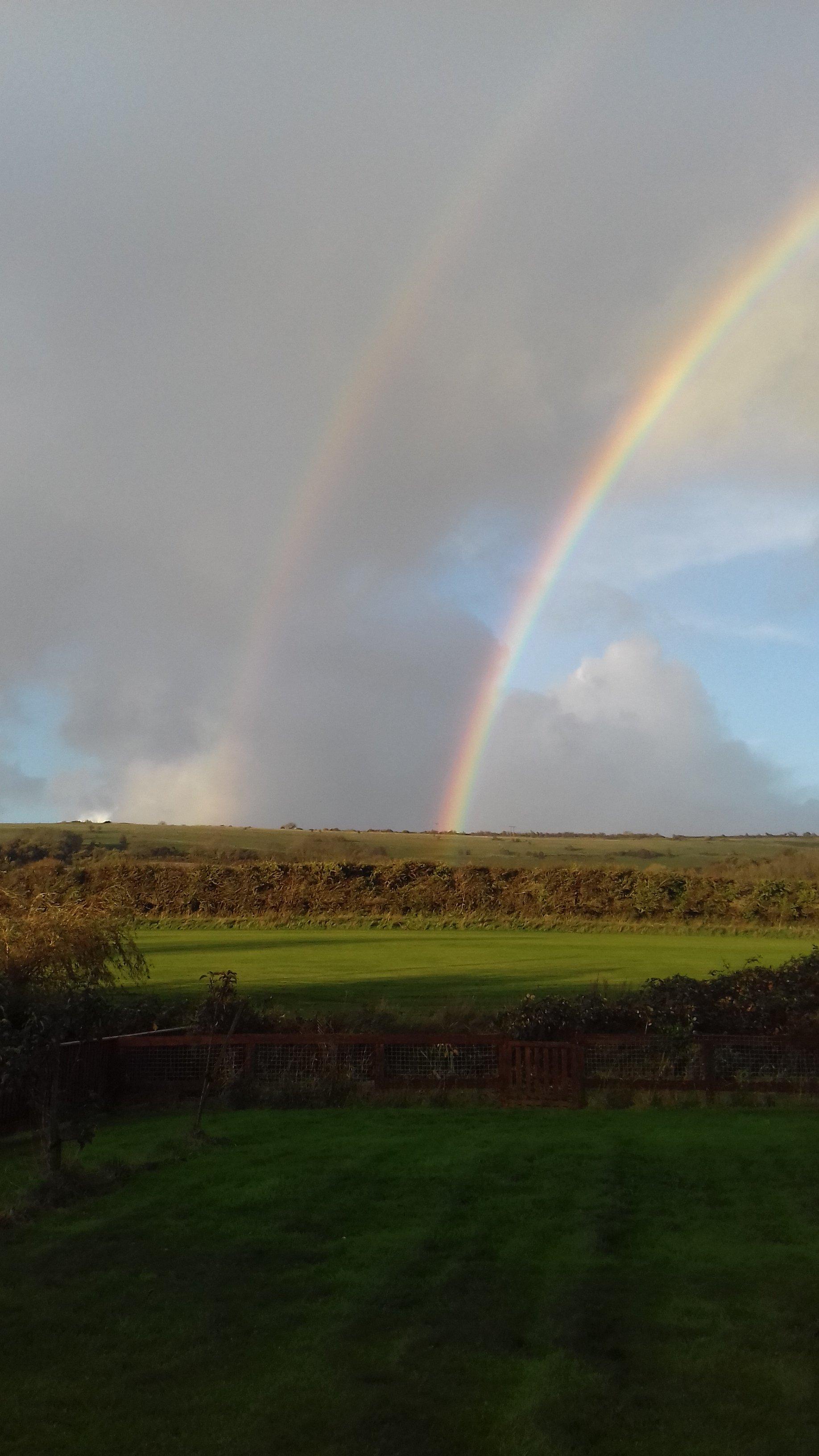 2020 Arreton rainbow 1 Oct 25.jpg