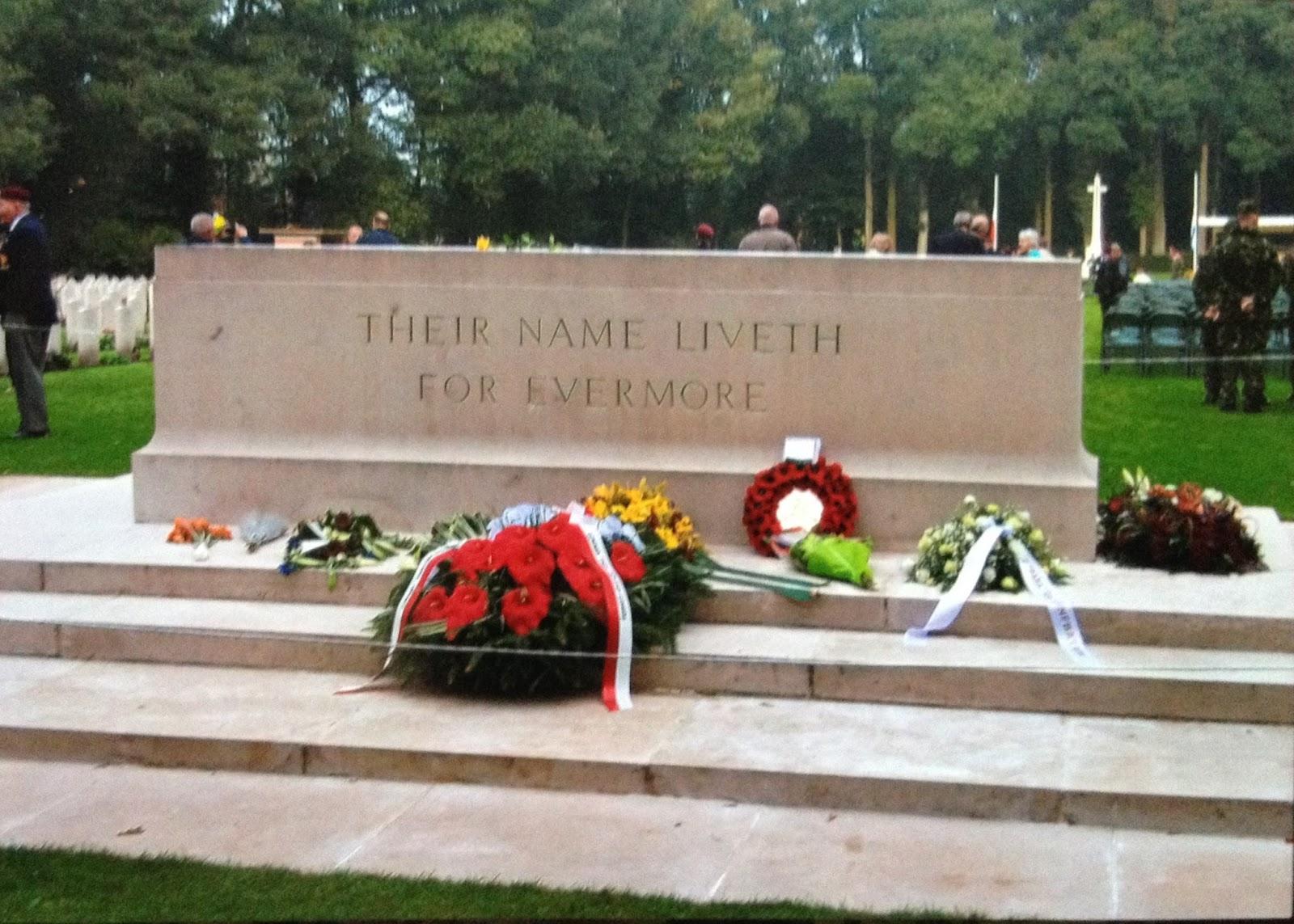 Arnhem Stone of Remembrance.JPG
