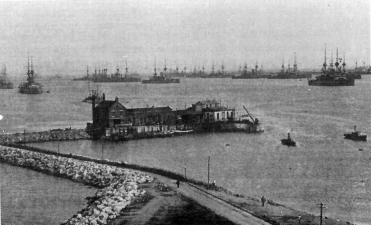 Bincleaves Torpedo Range Building circa 1900.jpg