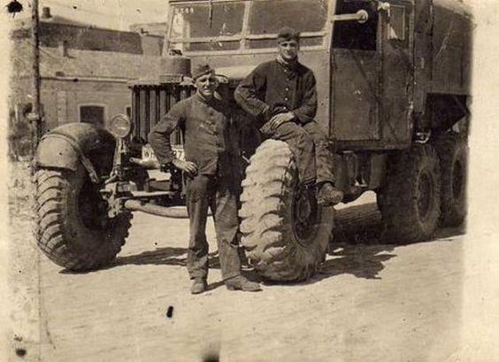 Captured British Scammel truck.jpg