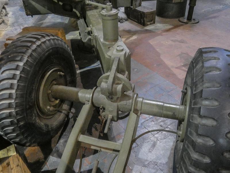 Castletown D-Day Centre-40mm Bofors Light Anti-Aircraft Gun L60 (4).jpg