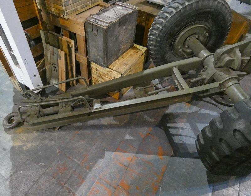 Castletown D-Day Centre-40mm Bofors Light Anti-Aircraft Gun L60 (5).jpg