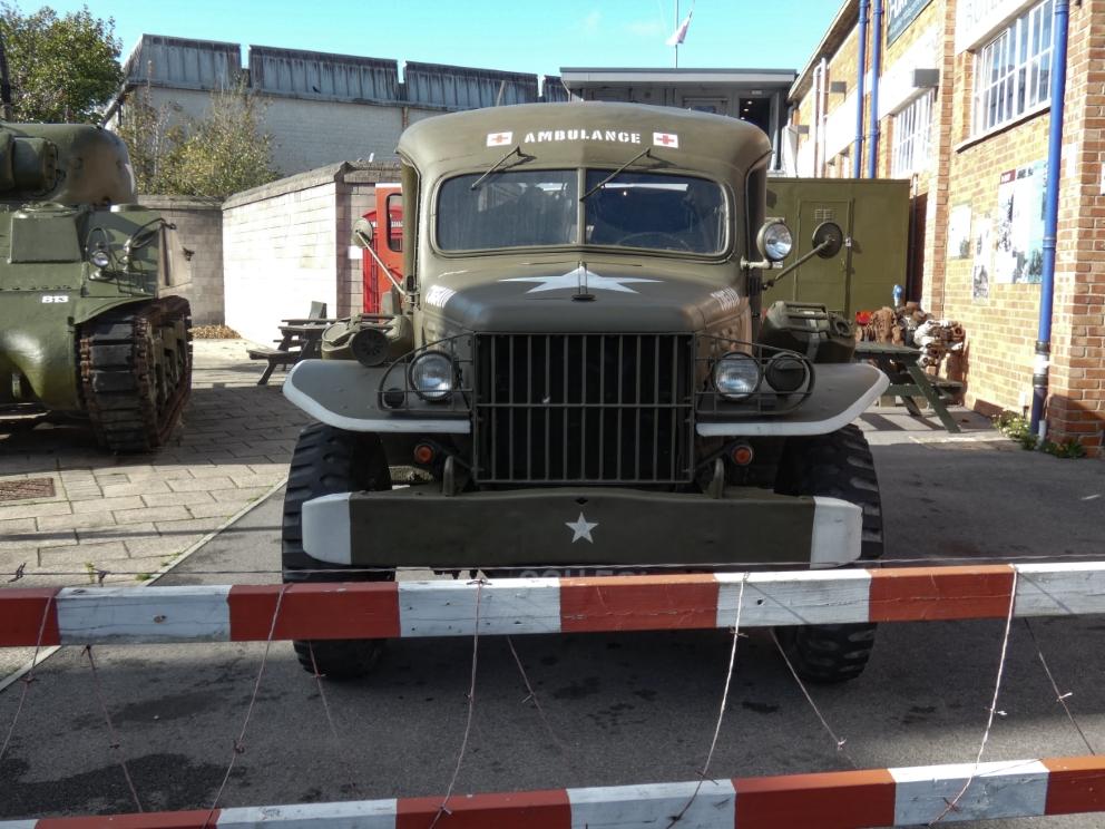 Castletown D-Day Centre - Dodge WC-54, Ambulance (1) (Custom).jpg