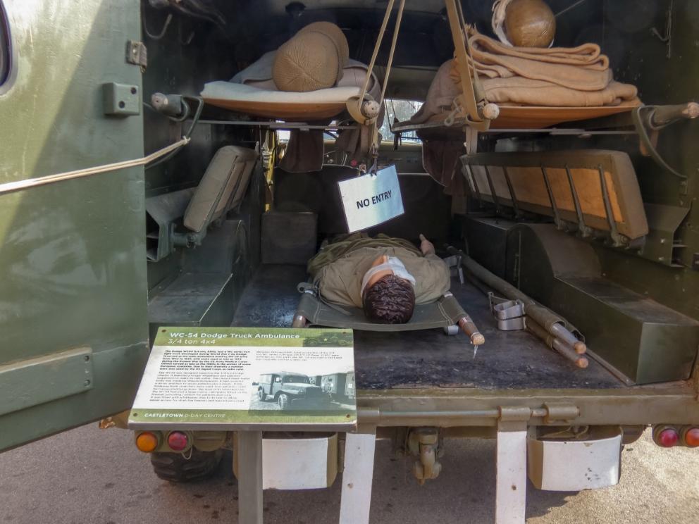 Castletown D-Day Centre - Dodge WC-54, Ambulance (2) (Custom).jpg