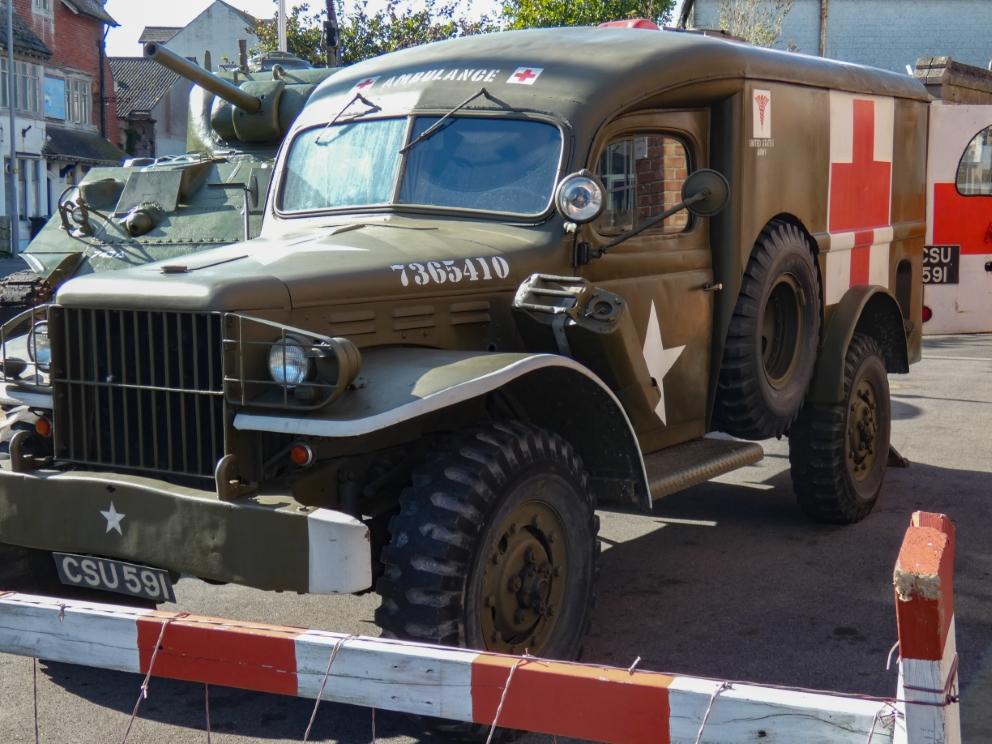 Castletown D-Day Centre - Dodge WC-54, Ambulance (3) (Custom).jpg