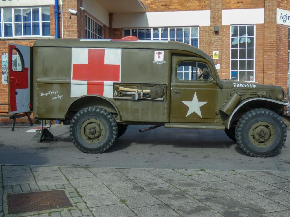 Castletown D-Day Centre - Dodge WC-54, Ambulance (5) (Custom).jpg