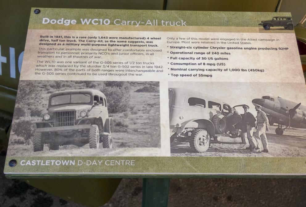 Castletown D-Day Centre - Dodge WC10 Carryall (6) (Custom).jpg