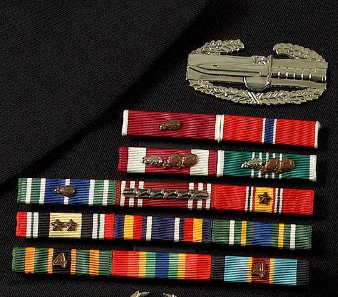CHandler_s Medal Rack.JPG