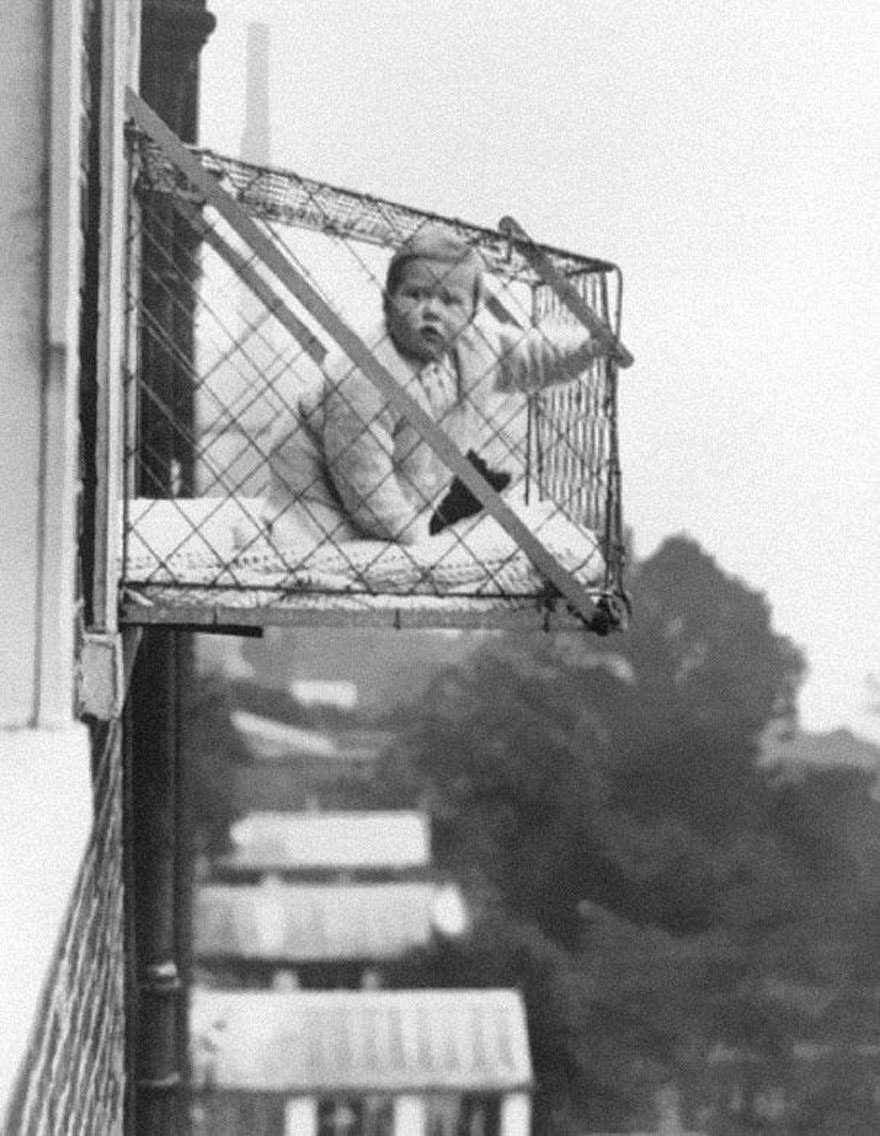 cool-must-see-black-white-historic-moments-baby-cage.jpg