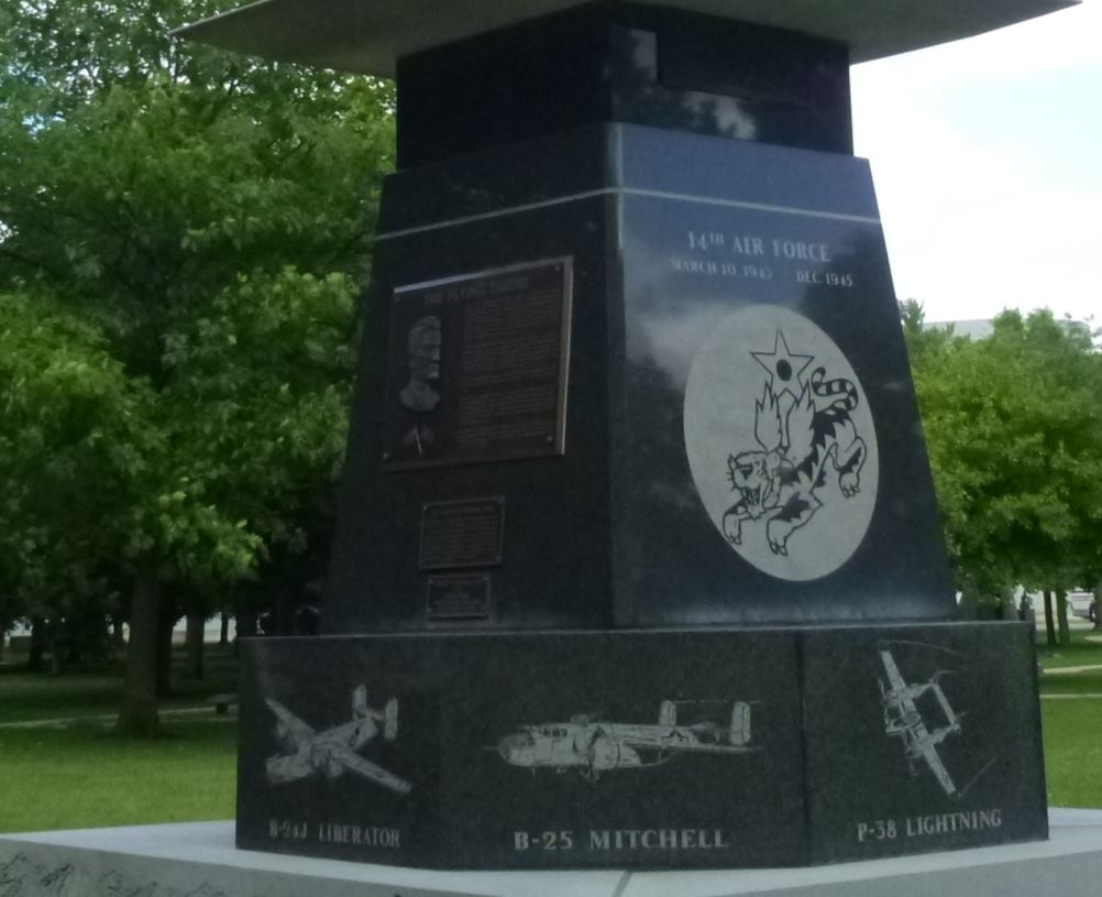 Flying Tigers Memorial detail 3.JPG