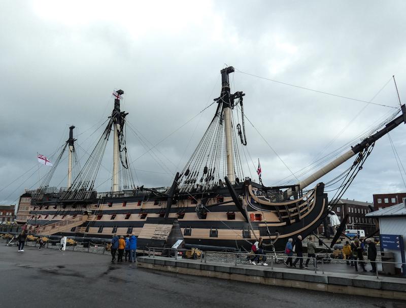 HMS Victory - Portsmouth Historic Dockyard (2).jpg