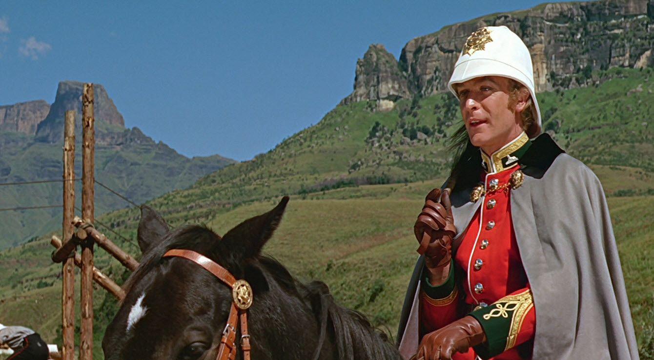 Michaal Caine as Lt Bromhead.jpg