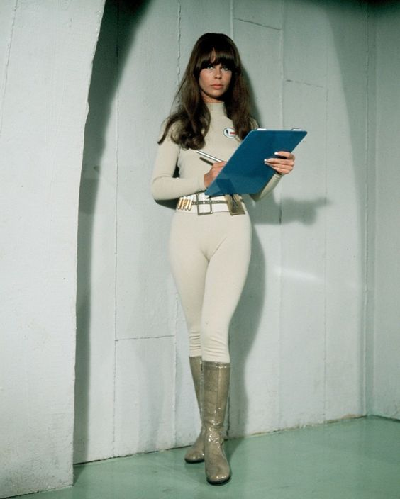 Penny Spencer as SHADO Operative.jpg