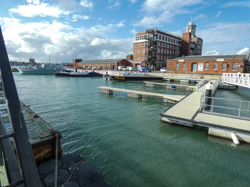 Portsmouth Historic Dockyard - Light Craft  (1).jpg