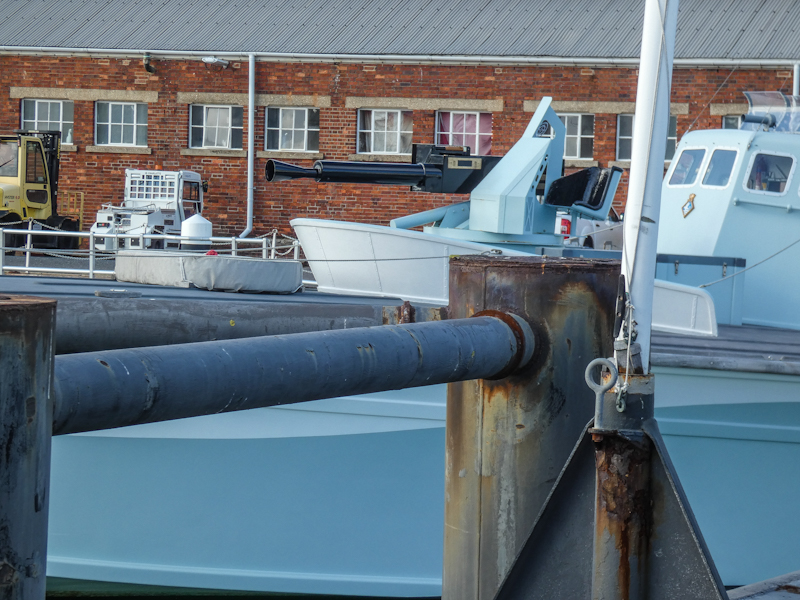 Portsmouth Historic Dockyard - Light Craft  (11).jpg