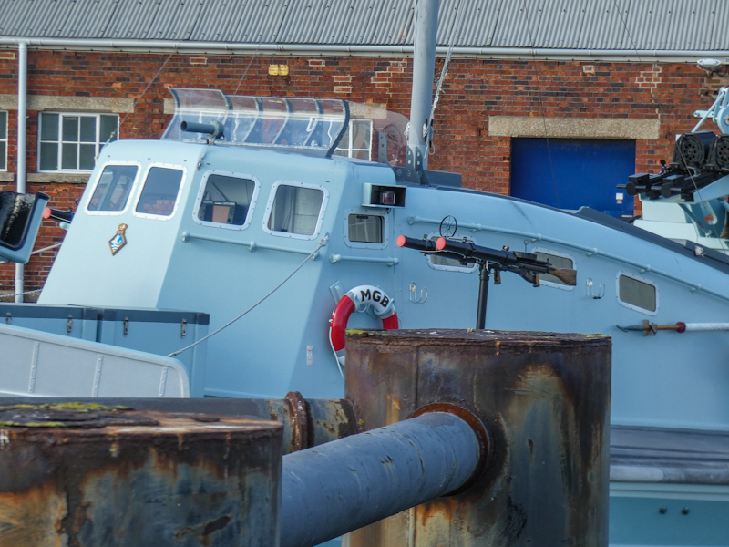 Portsmouth Historic Dockyard - Light Craft  (12).jpg