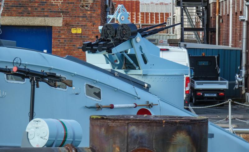 Portsmouth Historic Dockyard - Light Craft  (13).jpg
