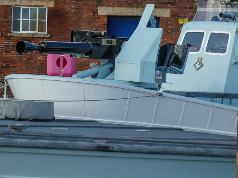 Portsmouth Historic Dockyard - Light Craft  (14).jpg