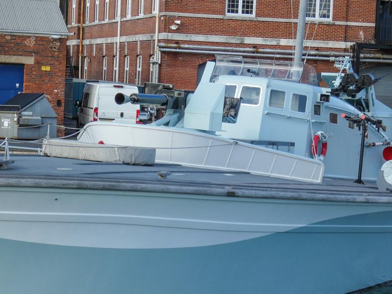 Portsmouth Historic Dockyard - Light Craft  (15).jpg