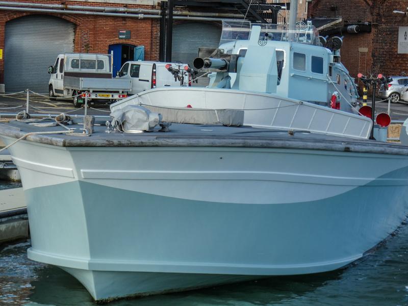 Portsmouth Historic Dockyard - Light Craft  (16).jpg