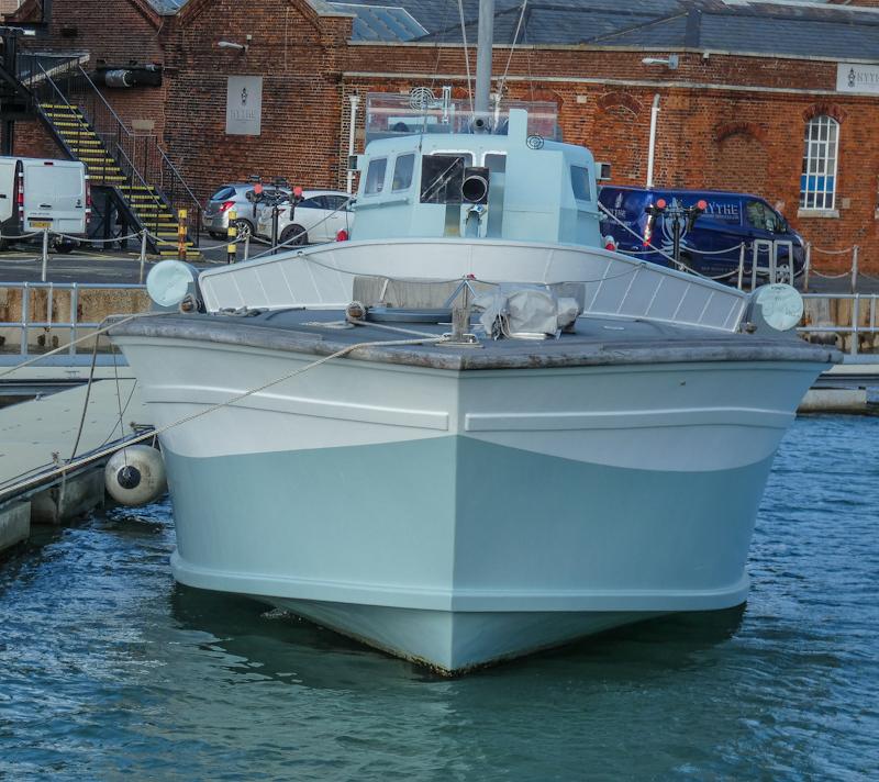 Portsmouth Historic Dockyard - Light Craft  (17).jpg