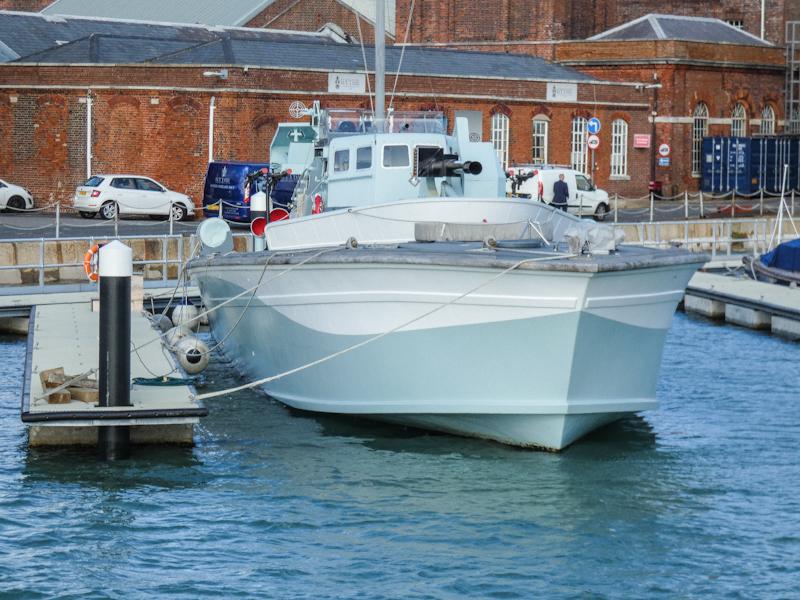 Portsmouth Historic Dockyard - Light Craft  (19).jpg