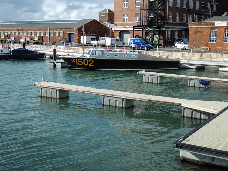 Portsmouth Historic Dockyard - Light Craft  (2).jpg