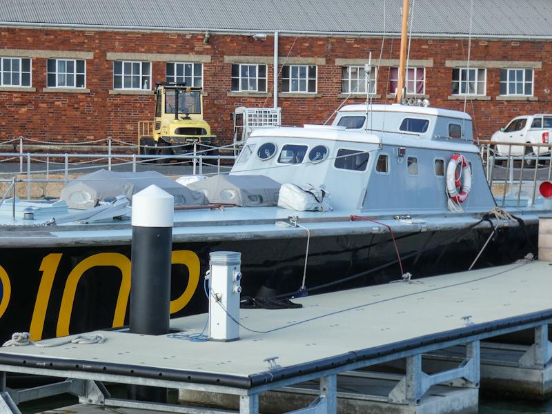 Portsmouth Historic Dockyard - Light Craft  (20).jpg