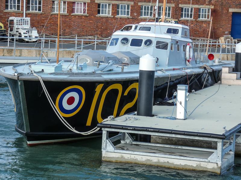 Portsmouth Historic Dockyard - Light Craft  (21).jpg