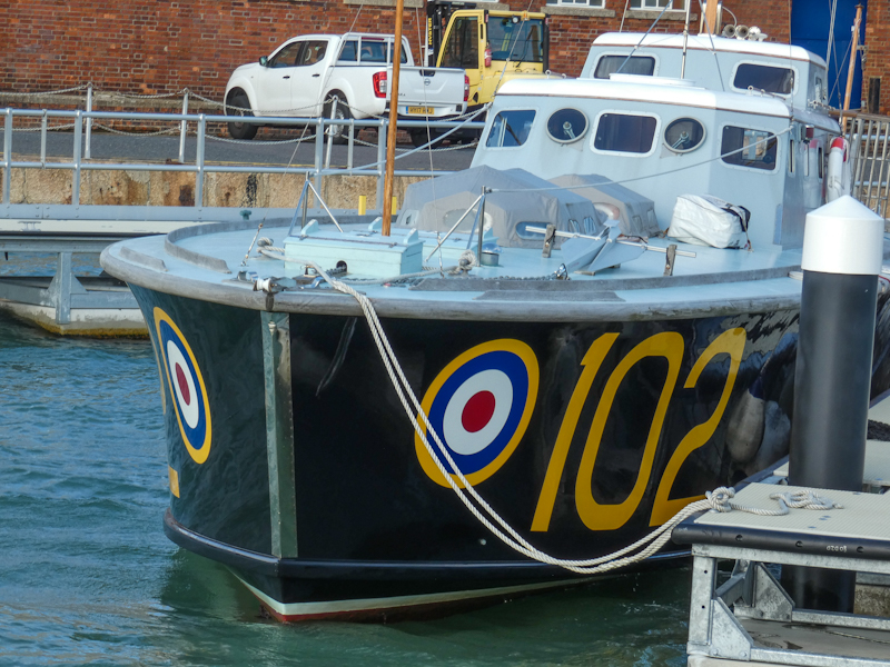 Portsmouth Historic Dockyard - Light Craft  (22).jpg