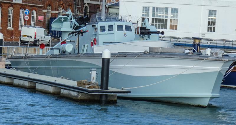 Portsmouth Historic Dockyard - Light Craft  (23).jpg