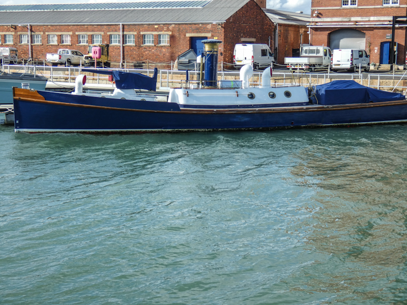 Portsmouth Historic Dockyard - Light Craft  (3).jpg