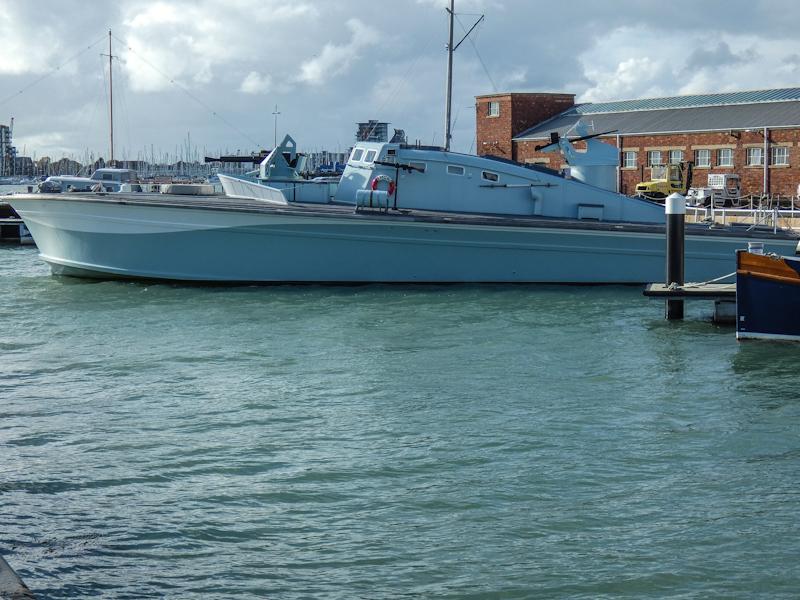 Portsmouth Historic Dockyard - Light Craft  (4).jpg