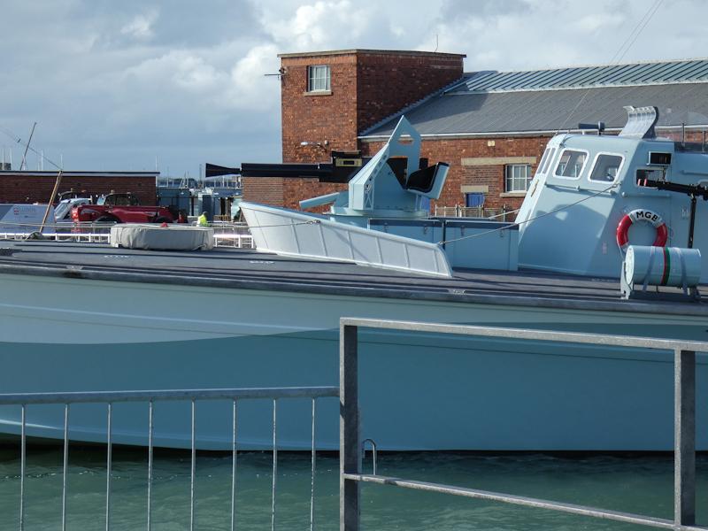 Portsmouth Historic Dockyard - Light Craft  (5).jpg
