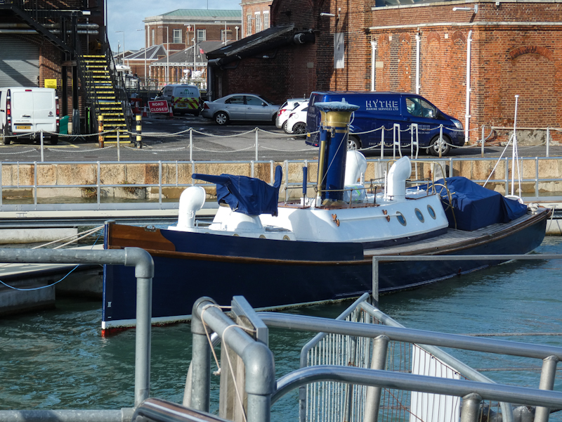 Portsmouth Historic Dockyard - Light Craft  (6).jpg