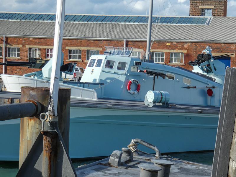 Portsmouth Historic Dockyard - Light Craft  (8).jpg