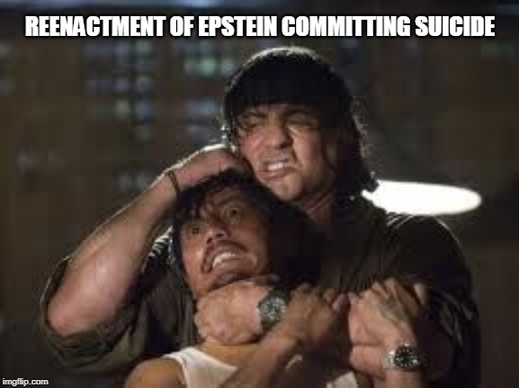 Reenactment of Epstein committing suicide.jpg