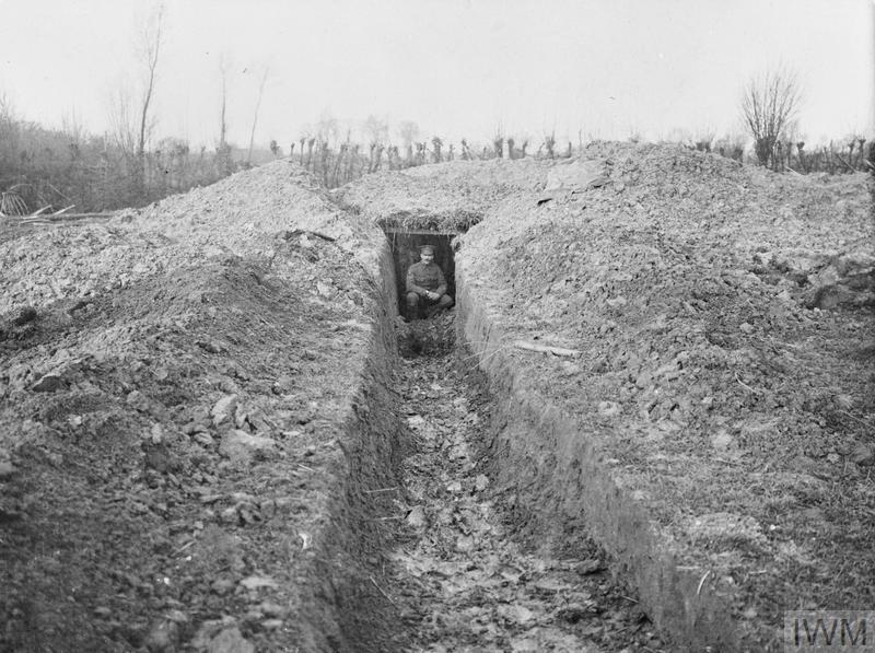 Sergeant Wall 1st Batt Grenadier Gds com trenc, near Rue Petillon Fleurbaix Dec1914.jpg