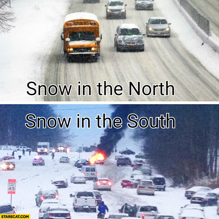 snow-in-the-north-compared-to-snow-in-the-south-road-rage-usa.jpg