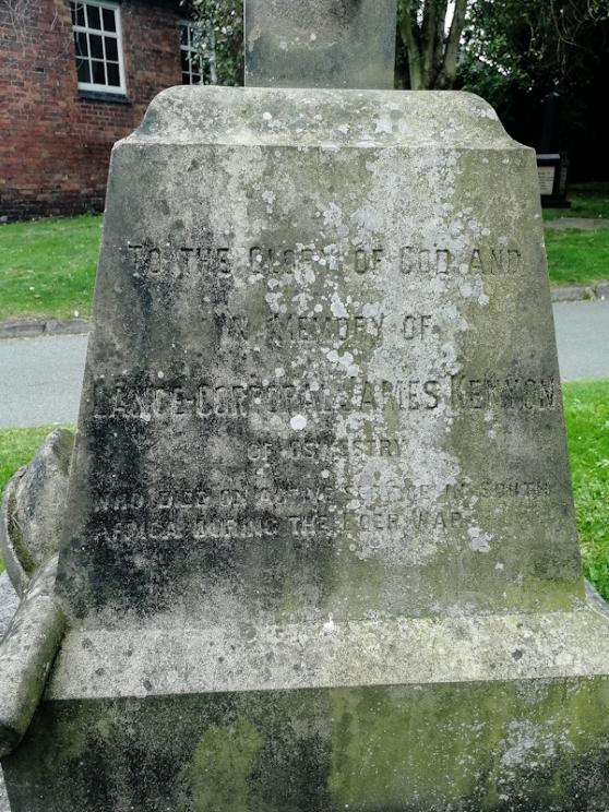 St Oswalds Church, Oswestry, Boer War Memorial  (1) (Custom).jpg