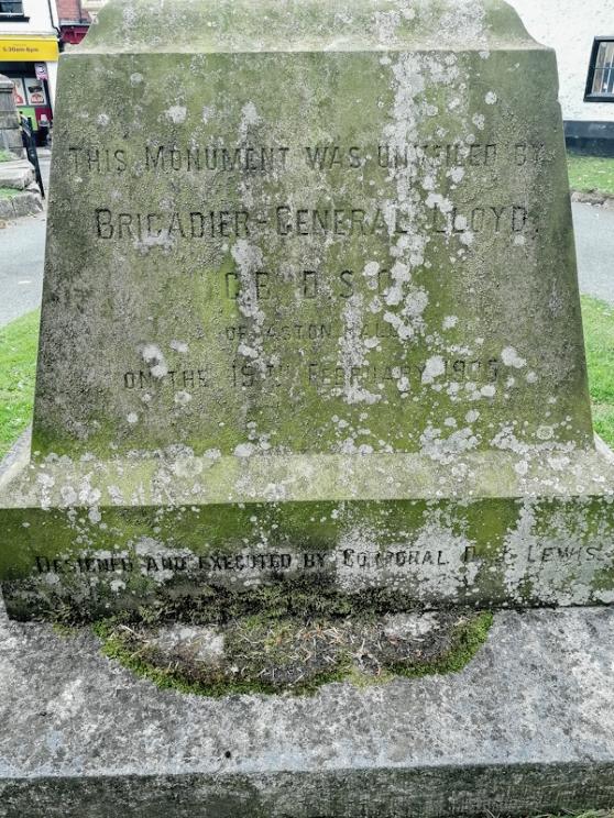 St Oswalds Church, Oswestry, Boer War Memorial  (2) (Custom).jpg