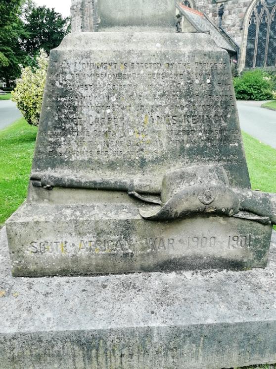 St Oswalds Church, Oswestry, Boer War Memorial  (4) (Custom).jpg