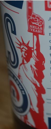 Statue of Liberty beer can detail.JPG