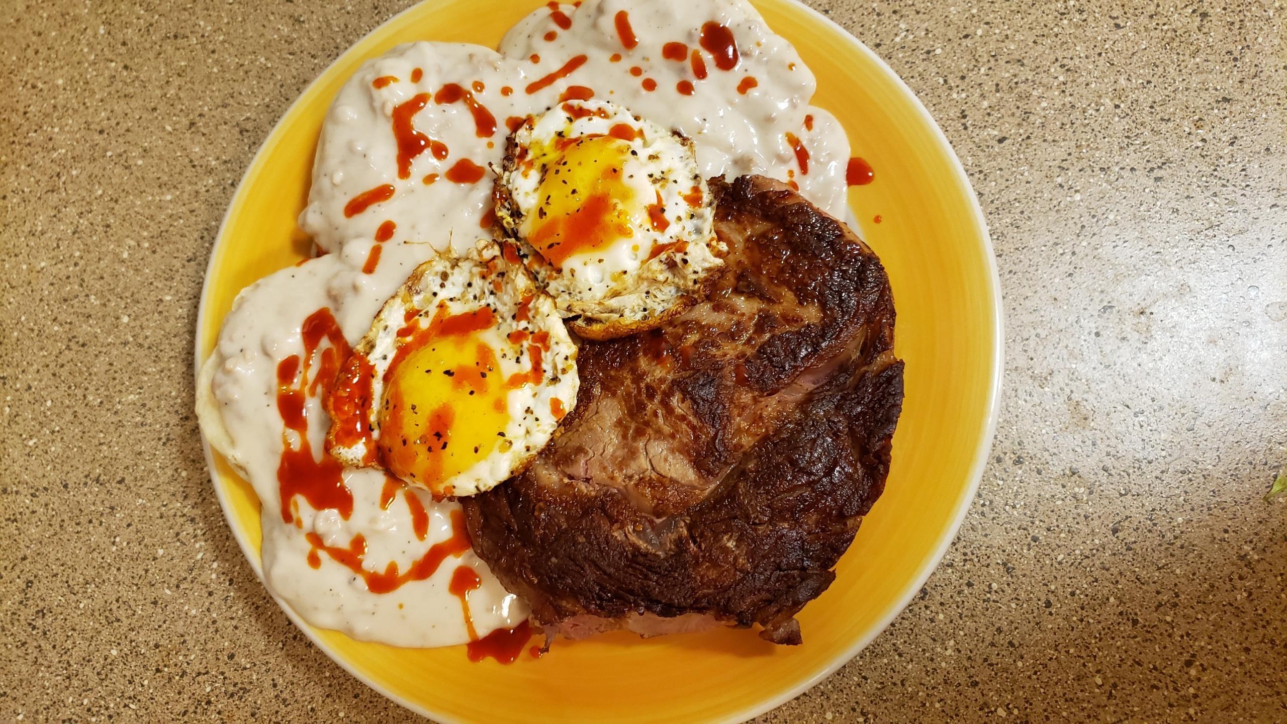 SteakEggsBiscuitsGravyBreakfast.jpg