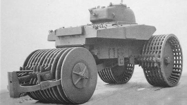 This is an M4 T10 mine clearing prototype .jpg
